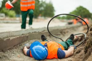 electrocution construction site